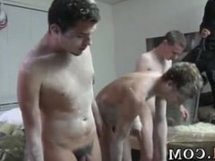 Gay cum eating brothers GET UP GET UP GET UP is all the pledges heard as