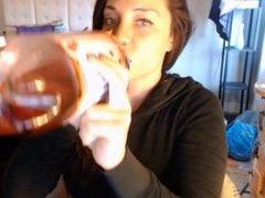 Emma Ink soda burp