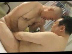 Japanese old man 25