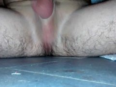 First Cumshot on camera..