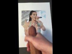 Katy Perry - Cum Tribute