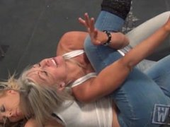 Female Wrestling part 2