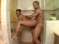 Ms Juicy In The Shower