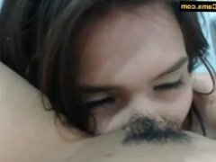 Webcam Colombian lesbians girls playing dirty part 2