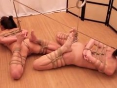Roped and Hooked Girls