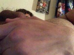 Fingering my ass hole
