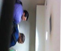 3 men at urinals