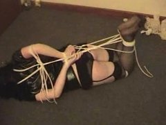 Janine tries to escape and earns more rope