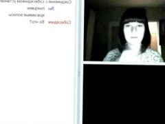 Webchat girls reaction to my sudden dickflash
