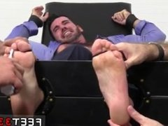 Gay twink feet cum [ www.feet33.com ] first time Billy Santoro Ticked
