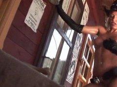 ALABAMA - oiled cowgirl tease western music video