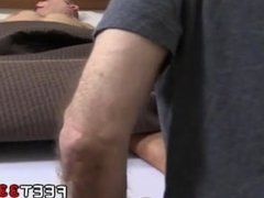 Gay sexy twinks showing off there feet [ www.feet33.com ] Tommy Gets