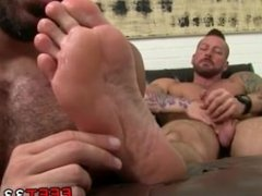 Gay twink foot fisted [ www.feet33.com ] The adoring commences with a