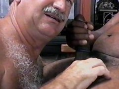 MikeySucksit SECOND CUMLOAD FIRST BLACK COCK