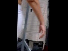 Tesudas de saia branca