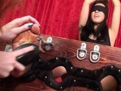Tickle Torture In Korean