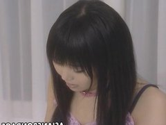 Asian lesbians brake it into a hot bdsm sessi
