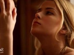 Abigaile Johnson - Sexo a três delicioso / Menage delicious with Blonde