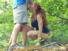 Chloe Morgane - Wild Sex In The Forest