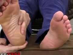 Emo gay twink feet and toes Logan's Feet & Socks Worshiped