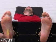Daddy nude feet gay Kenny Tickled In A Straight Jacket