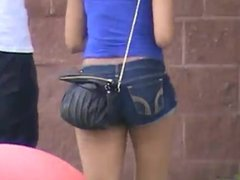 Booty N shorts 3