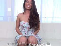 CastingCouch-X - Hot brunette Shane Blair wants it rough