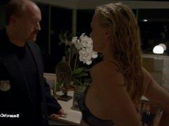 Yvonne Strahovski - Louie S04E02 (2014)
