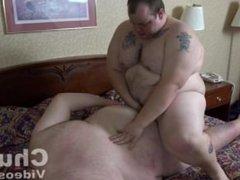 Inside A Big Chub Daddy