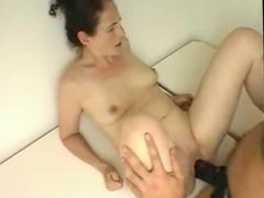 Hotwife trained to take huge cocks