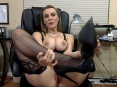 Tanya Tate Feet Webcam