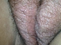 Dreaming Wife Pussy Close Up