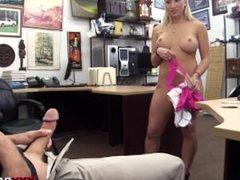 Stripper wants an upgrade!