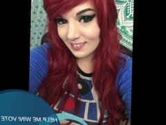 Vote for me on Manyvids! Ends May 28th Gaberiella Monroe Camgirl