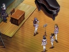 Requiem (Anal Sanctuary) 01 - English Subbed - Hentai