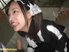 Jav Teen Mikako In Competition To See How Many Guys Can Cum In Her Pussy