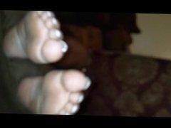 My home girl feet