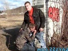 Gay men fucking outdoors Two Hot Guys Like