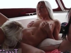 Blonde ass doctor first time A kinky boat trip