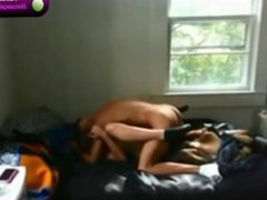 Amateur Couple on Real Hidden Cam