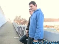 Erect men in public gay Anal Sex In Public