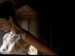 Laura Donnelly - Caitriona Balfe - Outlander (20014) s1e2