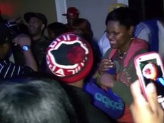 House Party! - Twerkers on The Wall - JRay513Tv