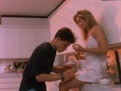 Nicole Eggert - Sweaty Sex, Perky Boobs - Blown Away (1992)