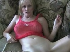 Amateur GILF Wants A Lot Of Cum