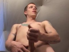 Shane Jacking Off with toy