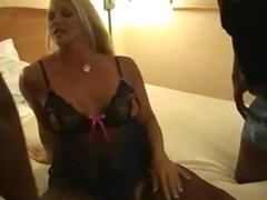 Beautiful Wife Fucked and Creampied by BBCs