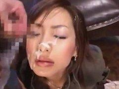 FACES OF CUM Mayumi Hatano