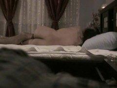 Hidden Cam Couple Make Love In Bedroom