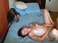 Naughty Couple In A Sensual Sex Scene
